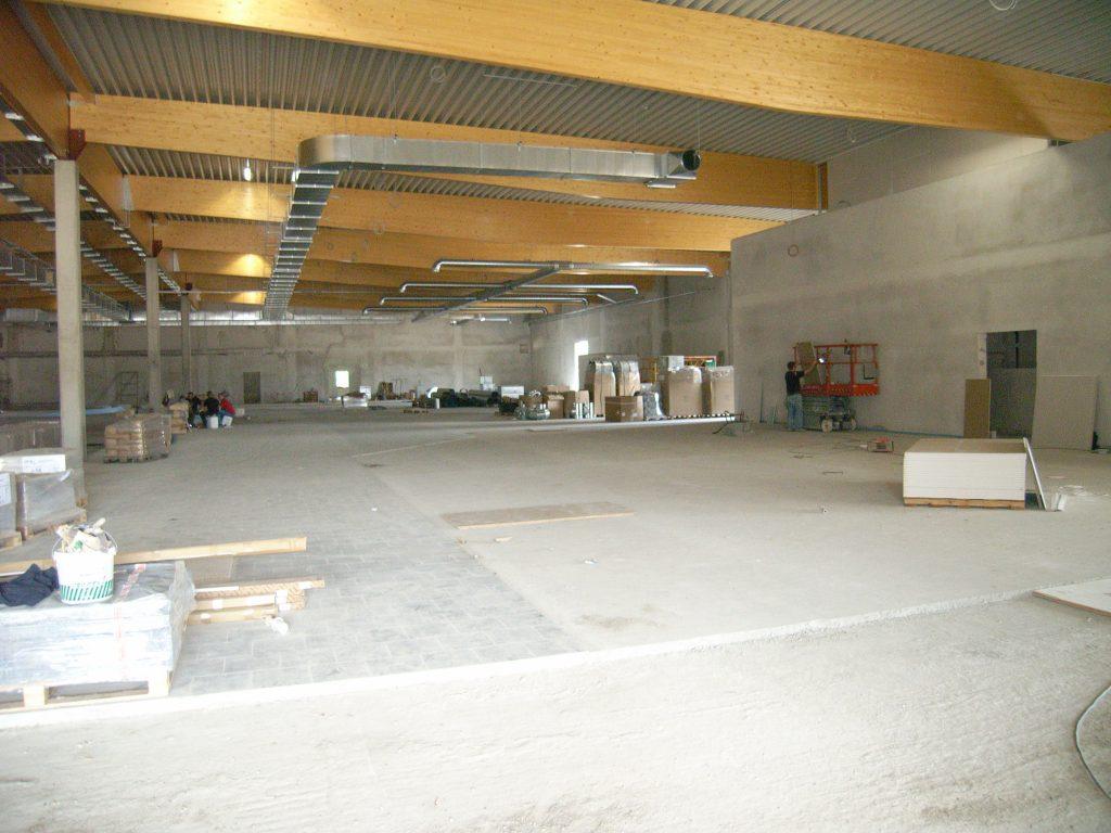 e center in nienburg projektentwicklung rainer gloy. Black Bedroom Furniture Sets. Home Design Ideas